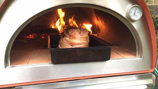 Igneus Pizza Oven Copper