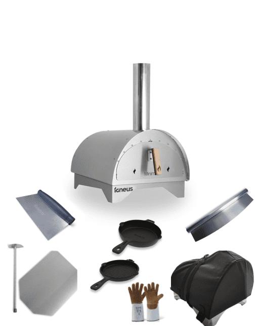Igneus Minimo pizza oven - Complete Bundle