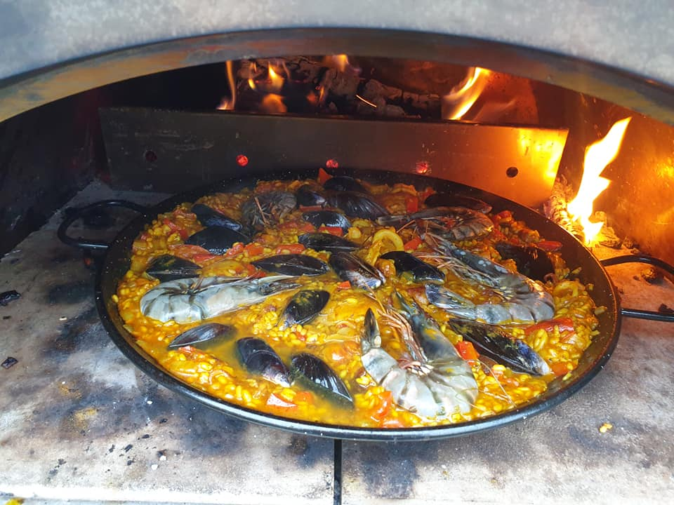 Igneus Classico pizza oven