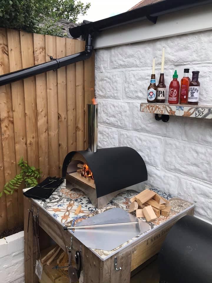 Igneus Minimo pizza oven