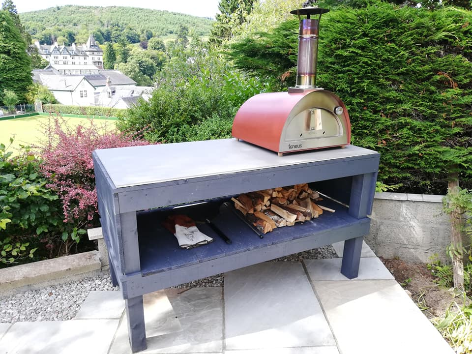Igneus Bambino pizza oven