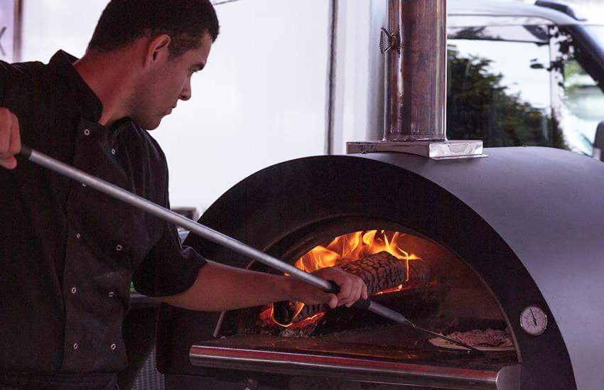Clementi Family pizza oven