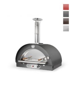 Clementi Family Gas Pizza Oven