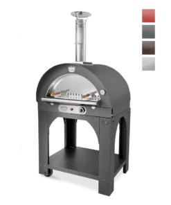 Clementi Pulcinella - Gas pizza oven