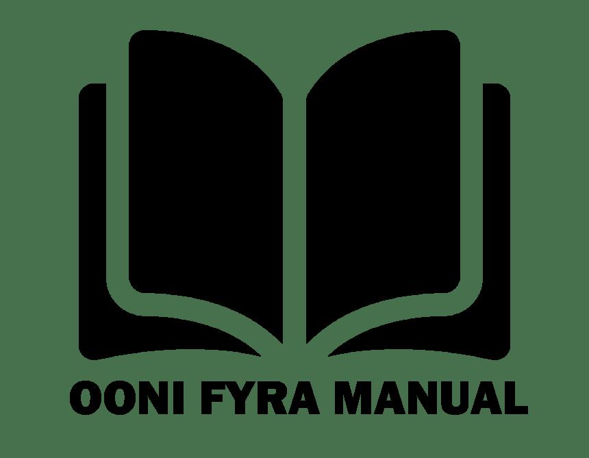 Ooni Fyra manual