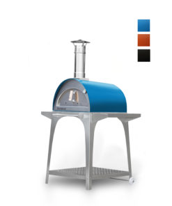 Igneus Bambino pizza oven with stand